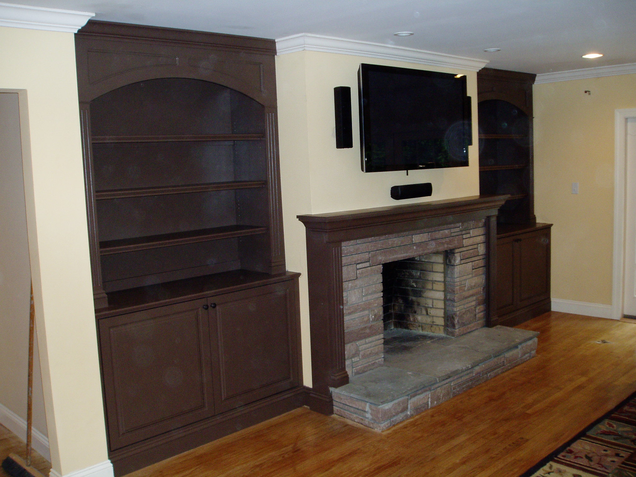 Where your custom woodworking ideas become reality.